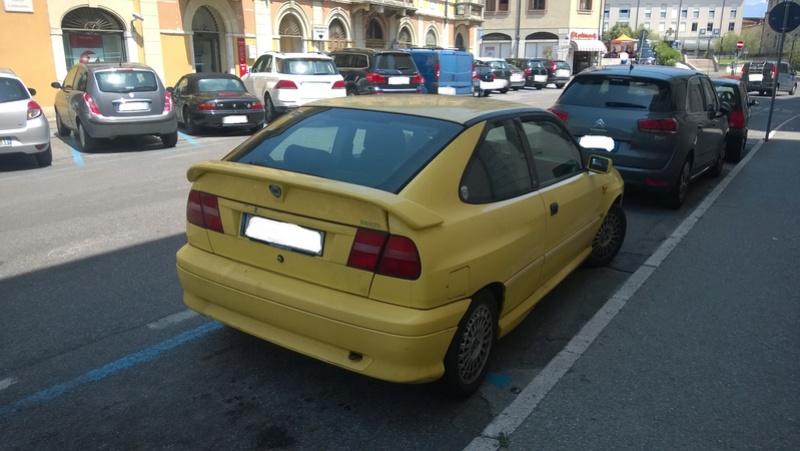 avvistamenti auto storiche - Pagina 39 Lancia19