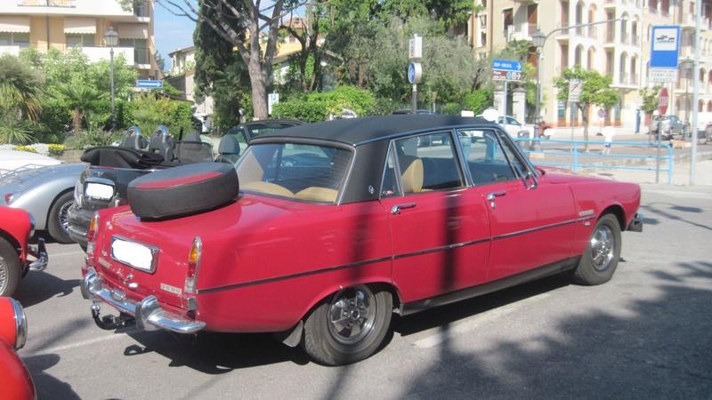 avvistamenti auto storiche - Pagina 38 Rover_12