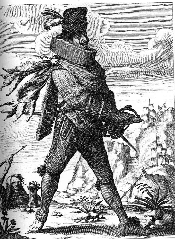 La mode de la Fraise traverse les siècles 1600sp10