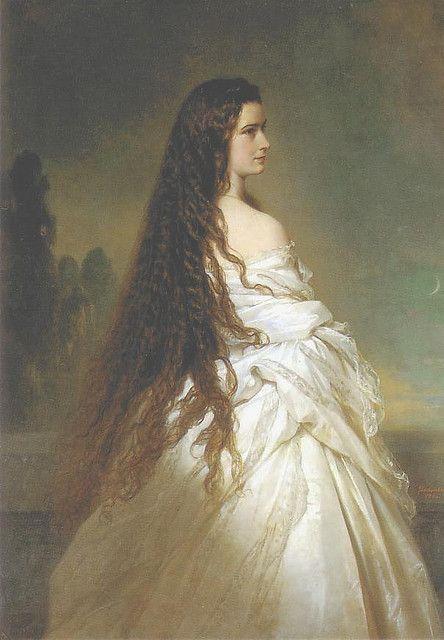 Exposition au palais de Compiègne : Winterhalter, portraits de cour A6192d10