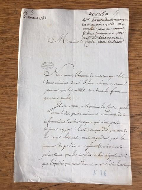 aménagements - Aménagements pour visites privées au château de Versailles ? - Page 7 Et_de_13
