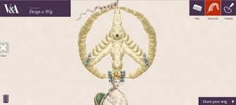 Amusement : Création d'une perruque à la mode du XVIIIè siècle - Page 3 Images12