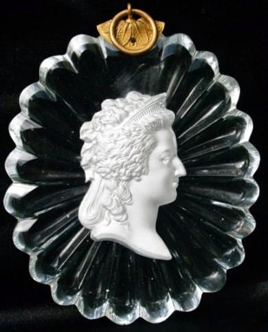 La cristallerie de la Reine Marie-Antoinette Medail10