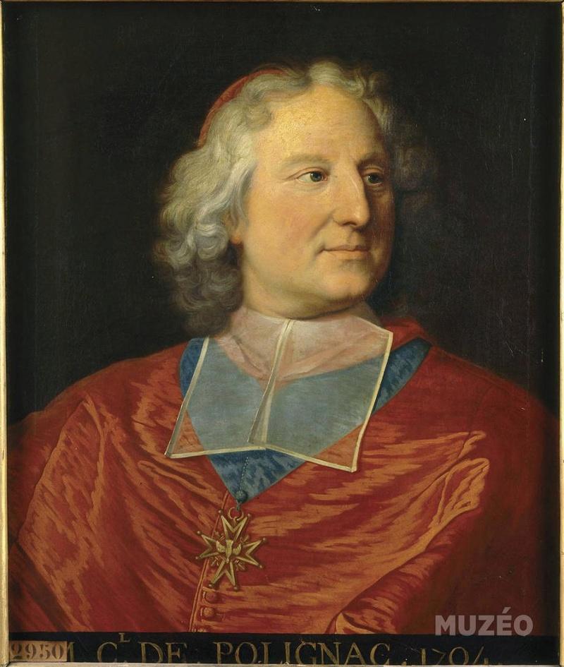 Le cardinal Melchior de Polignac Melchi10