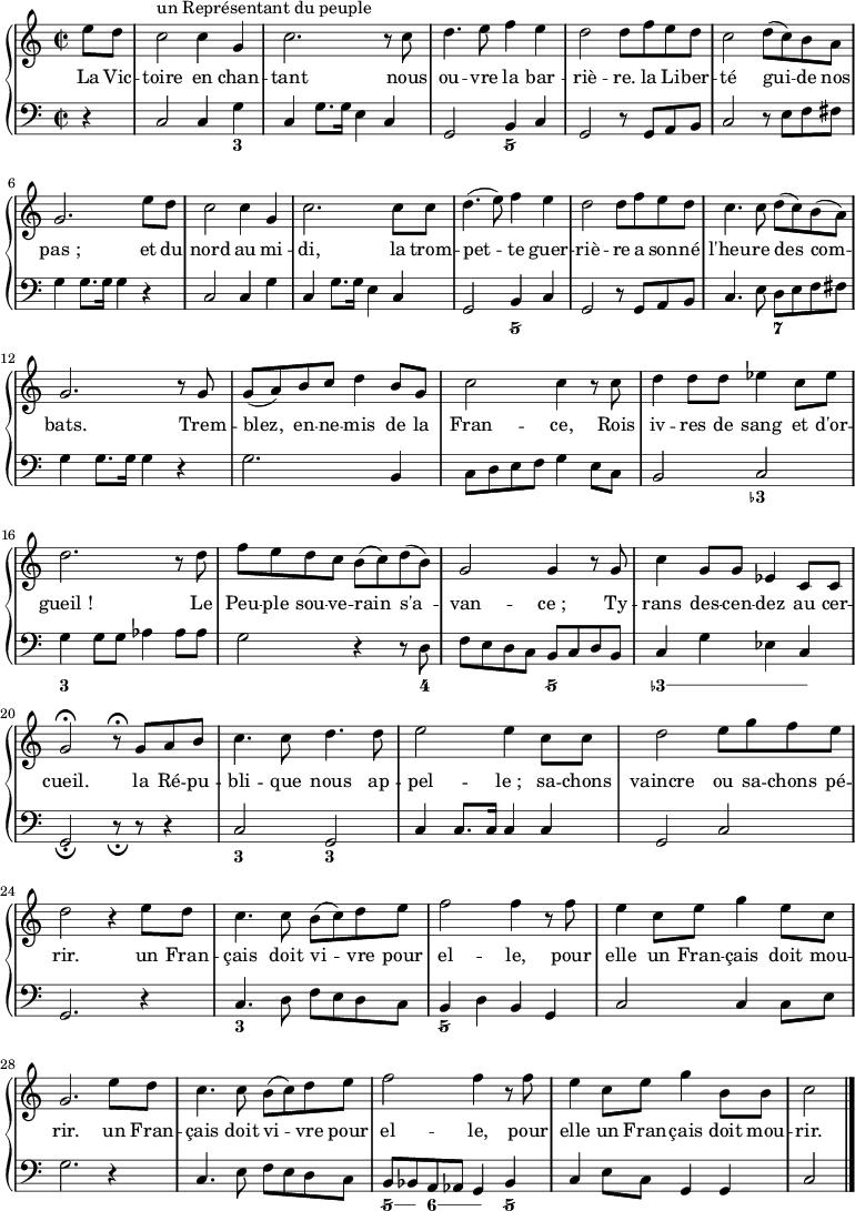 La Marseillaise et le Chant du Départ - Page 2 Qphduf10