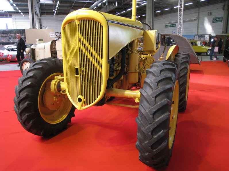 tracteur CITROËN 00000025