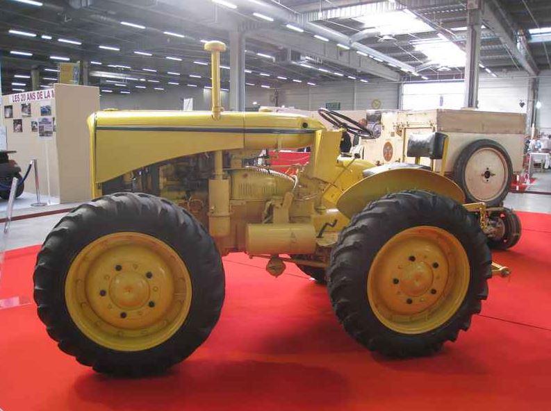 tracteur CITROËN 00000027