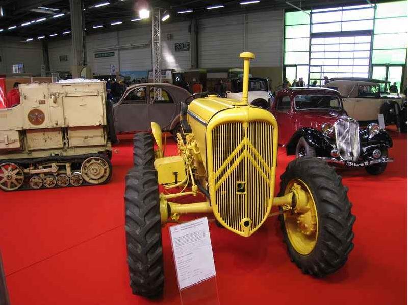 tracteur CITROËN 0000065