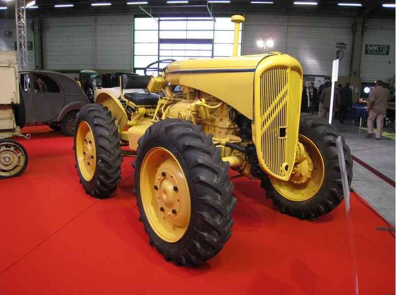 tracteur CITROËN 0000189