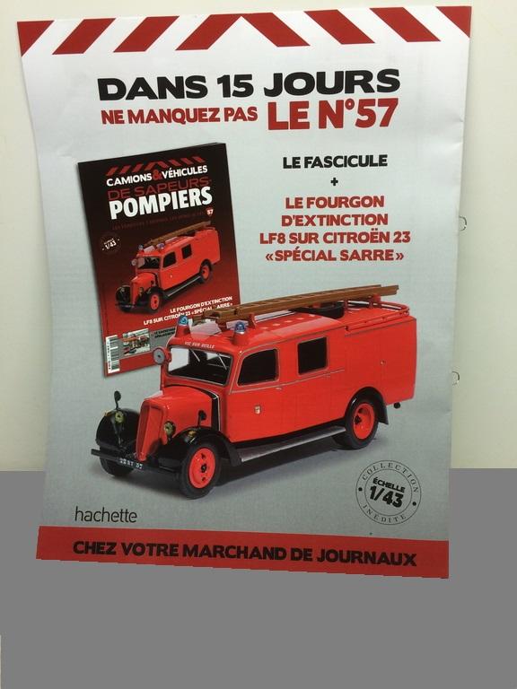 """2011 - Hachette Collections > """"Camions et véhicules de Sapeurs Pompiers au 1/43"""" >> 2014 - Page 2 2218"""