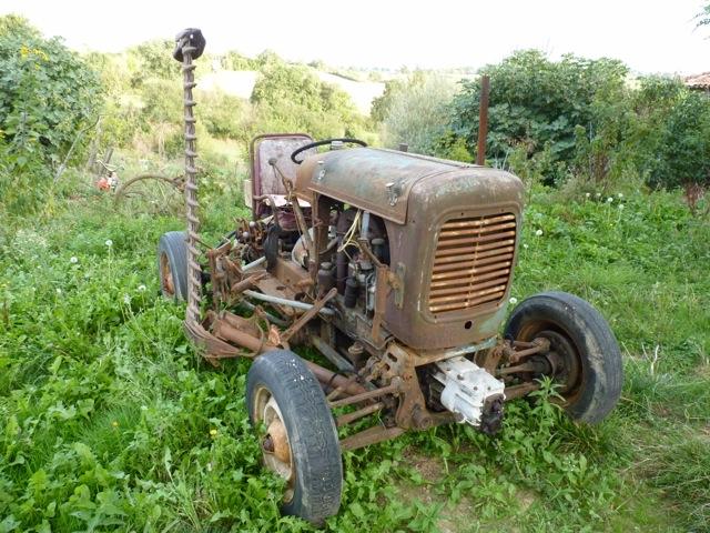 tracteurs agricoles artisanaux sur base CITROËN P1480013