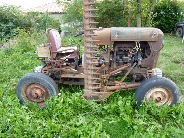 tracteurs agricoles artisanaux sur base CITROËN P1480014