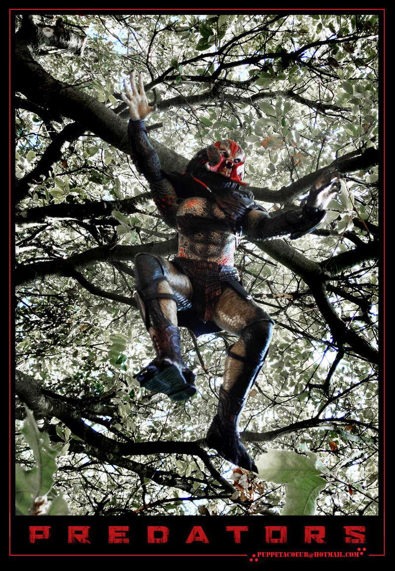 PREDATOR: sculptures de masques, trophées, socles,... 28_net10