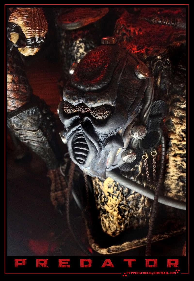 PREDATOR: sculptures de masques, trophées, socles,... 57_net12