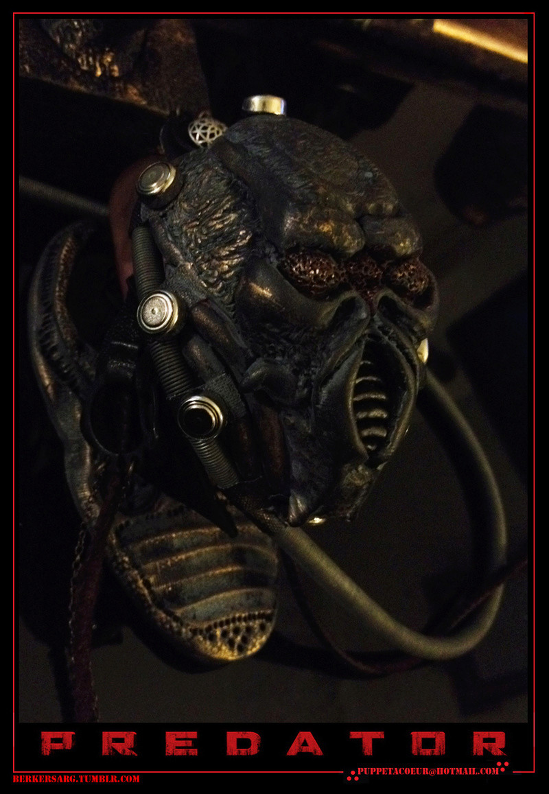 PREDATOR: sculptures de masques, trophées, socles,... 73_net11