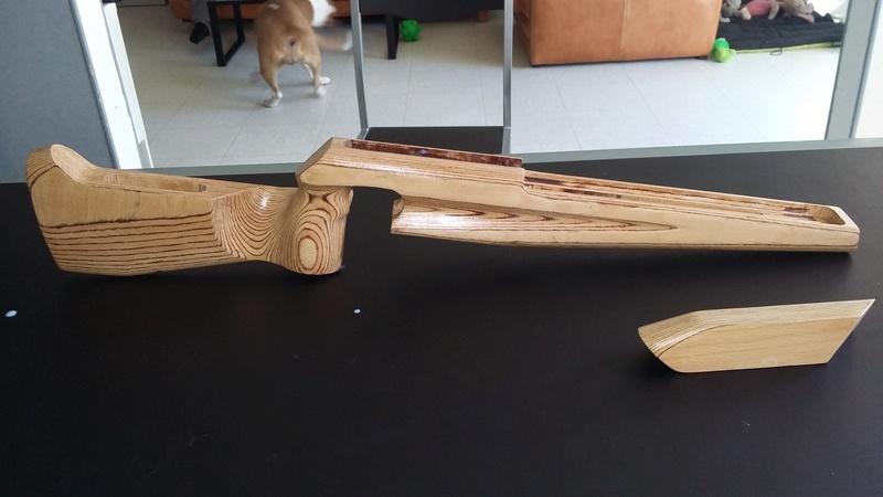 rénovation cross carabine fein 601 20161018