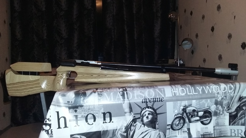 rénovation cross carabine fein 601 20161019