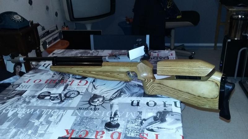 rénovation cross carabine fein 601 20161020