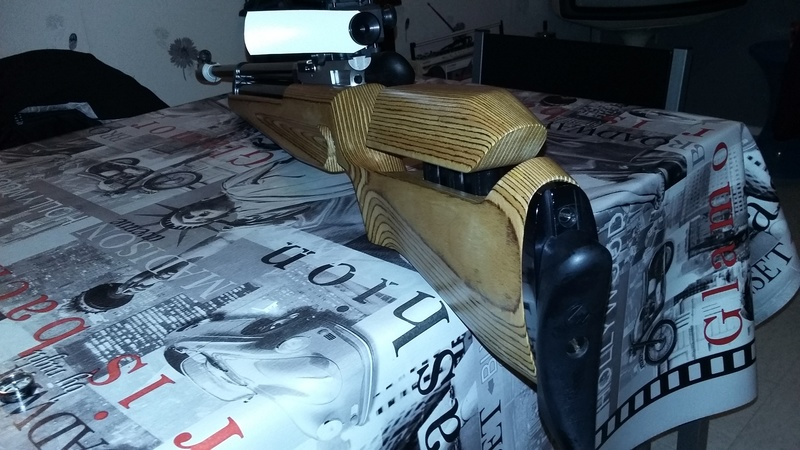 rénovation cross carabine fein 601 20161021