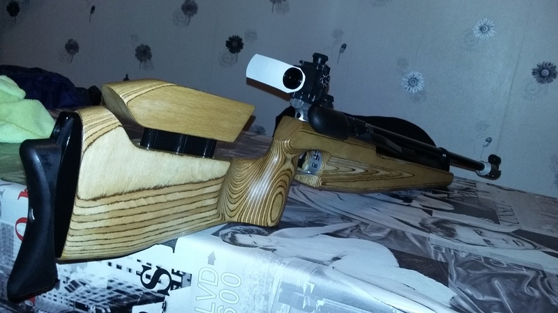 rénovation cross carabine fein 601 20161022