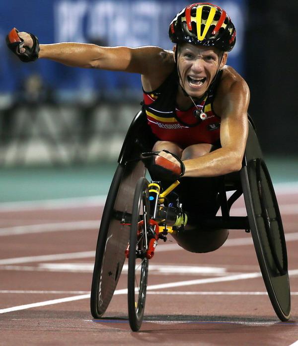 Jeux Paralympiques 2016... C'est parti Mariek11