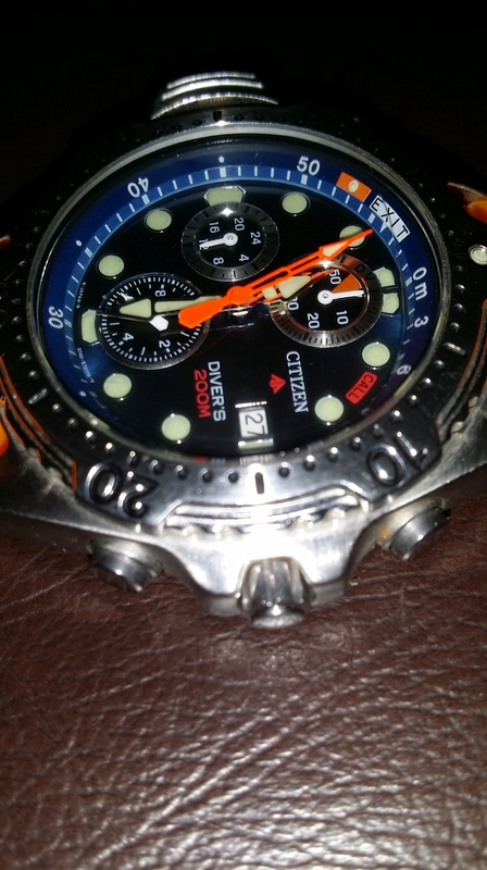 citizen - Citizen Aqualand Promaster 200 divers - AY5000-05L 20160811