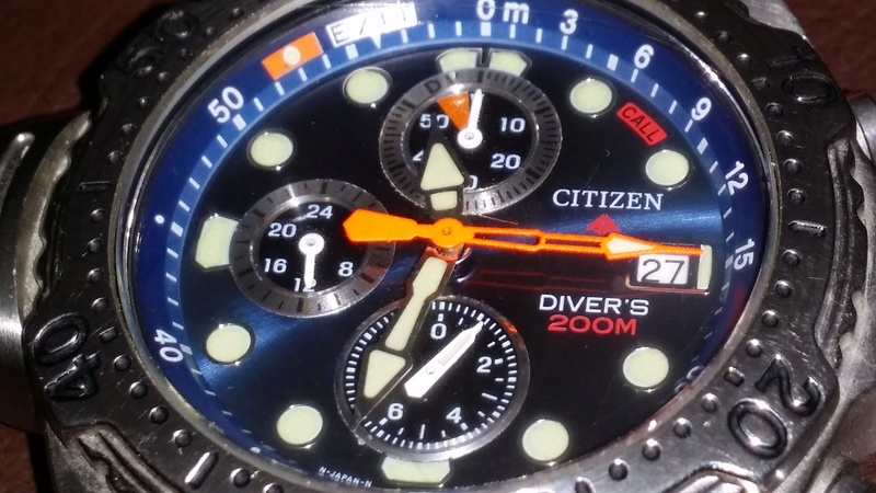 citizen - Citizen Aqualand Promaster 200 divers - AY5000-05L 20160818