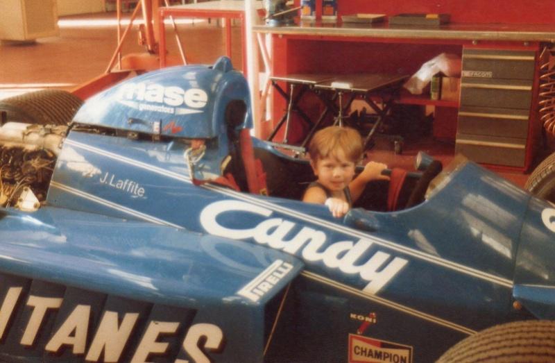 Les belles années de la F1 11914710