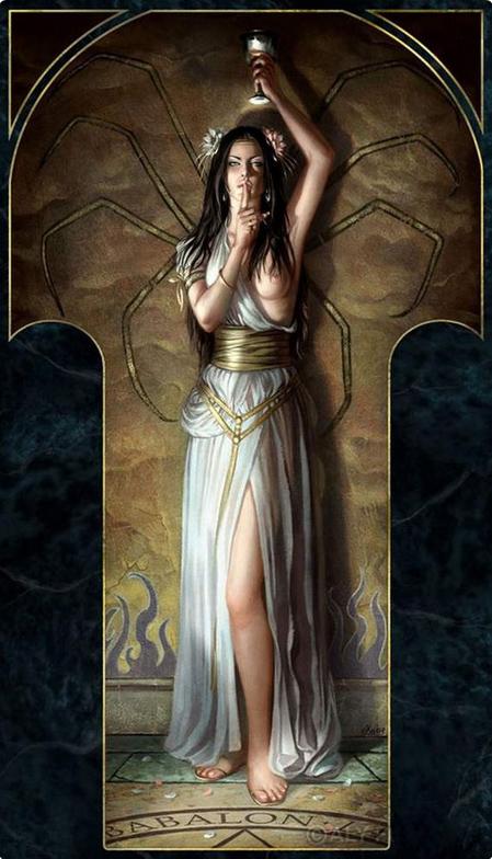 Dieux et déesses Dylia11