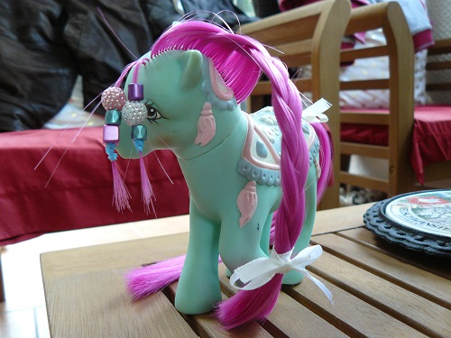 [PHOTOS] Mes restaurations de poney (et de poupées ! ) Tassle13