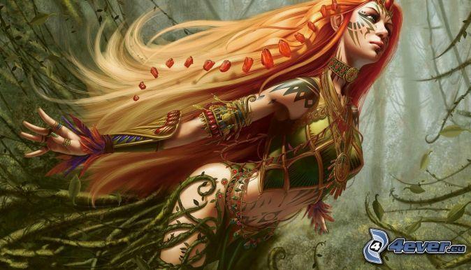 Images Fantasy Femme-11