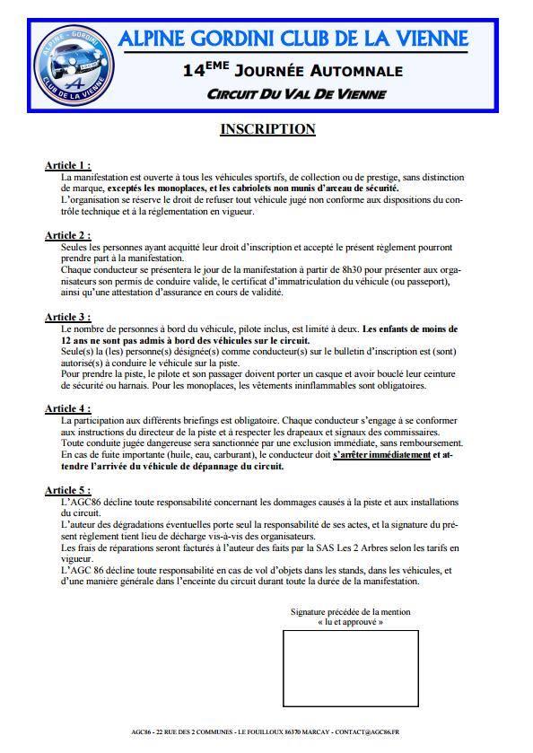 [Val de Vienne dept:86] Roulage samedi 12 novembre 2016 Agc10