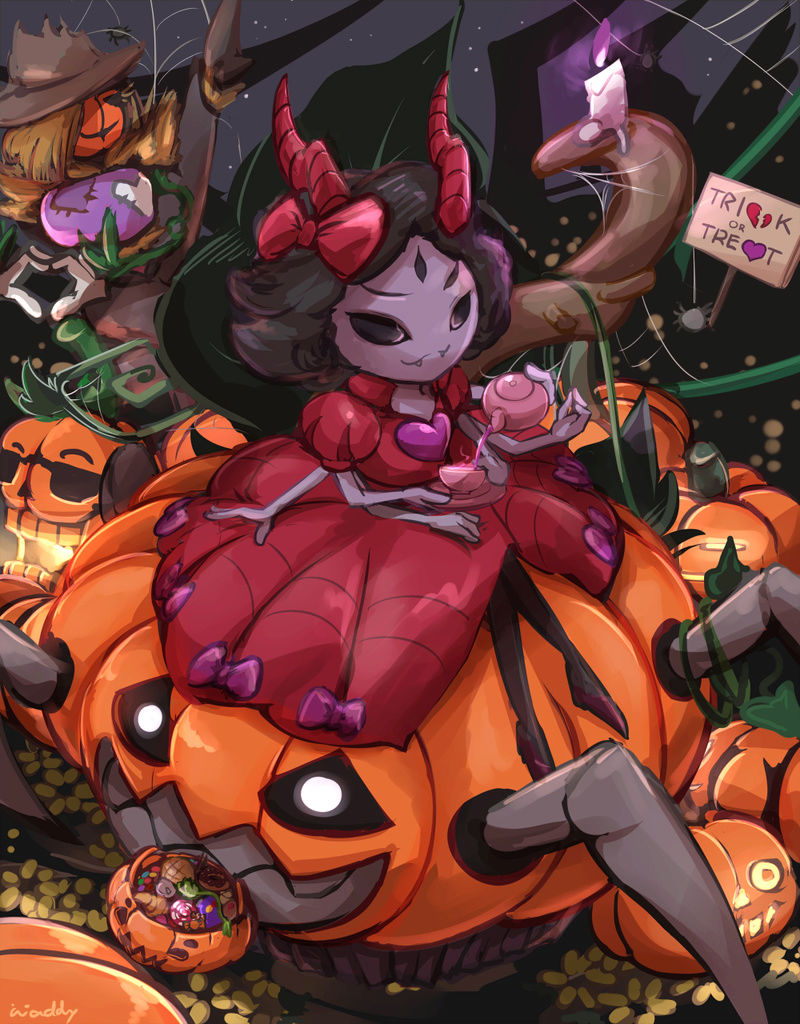 Événement d'Halloween 2016 : Phase d'inscription Undert10