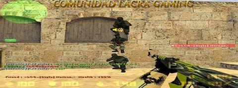 Comunidad LaCra Gaming el mejor servidor