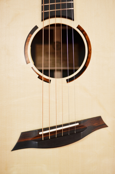 OM Fanned Fret - African Blackwood - T.Fejoz Thomas10
