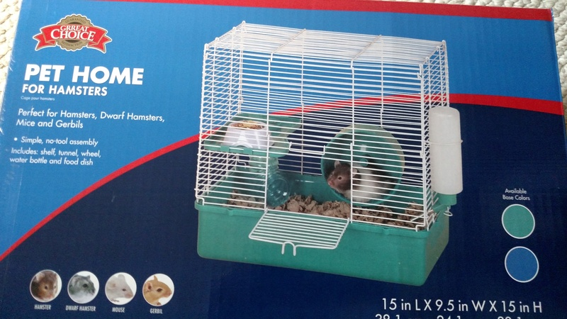 Would this cage be suitable for one male mouse? Jpeg_210