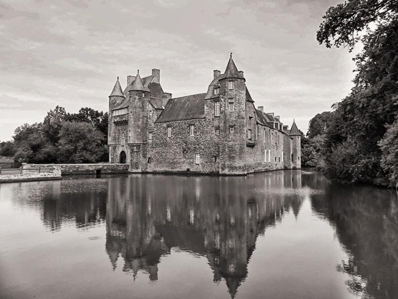 Château de Trecesson Chatea10
