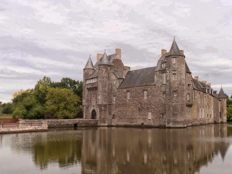 Château de Trecesson Chatea11