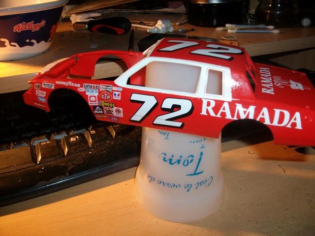 NASCAR BUICK RAMADA #72 Rusty Wallace '82 Imgp1311