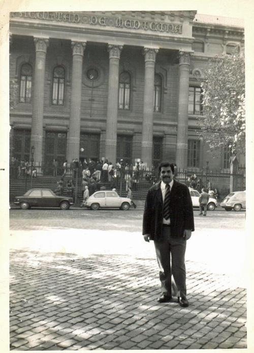 Fotografías 1-2 Fotos en la Facultad Mounir17