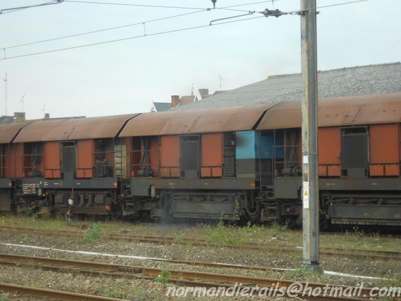 HAZEBROUCK, le trains meul-heure de pointe ! 615