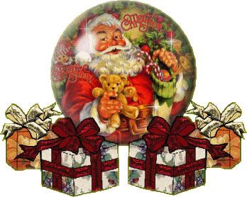 Christmas Lunch / Repas de Noël 11th Dec  Santa-10