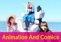 Animation And Comics