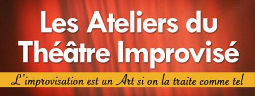 Les Ateliers du Théâtre Improvisé