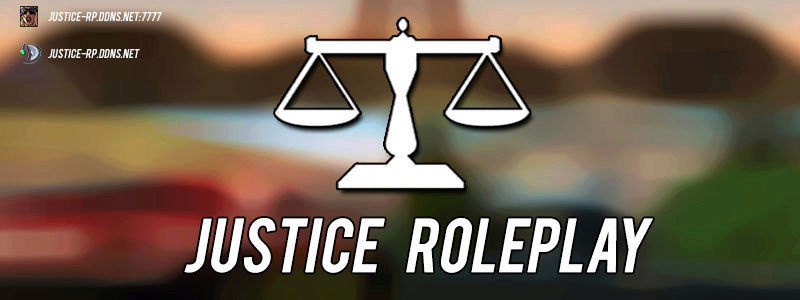 Justice Roleplay