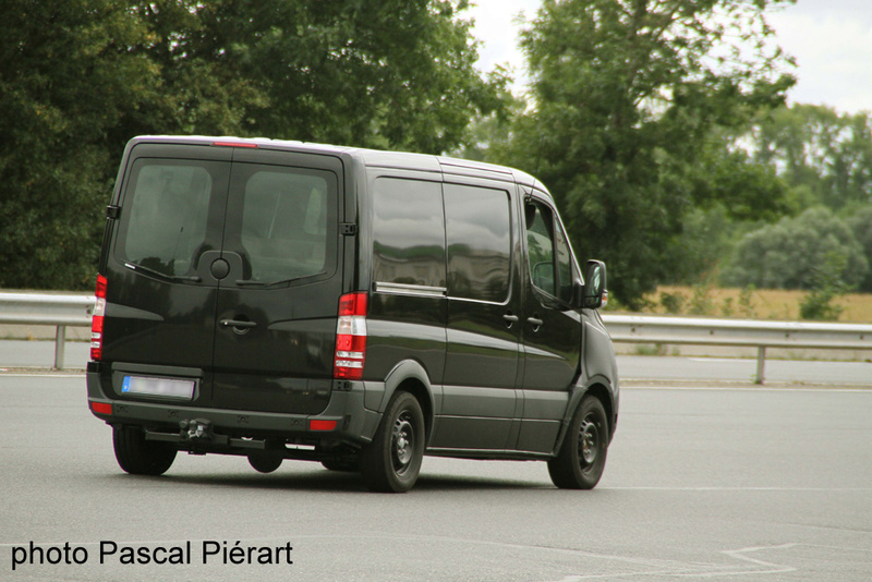 2013 - [Mercedes Benz] Sprinter  - Page 2 Protot17