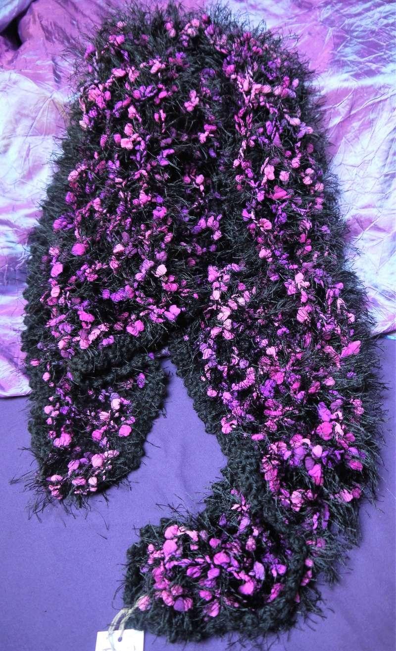 Châle, écharpe, Shawl, scarf P1100912