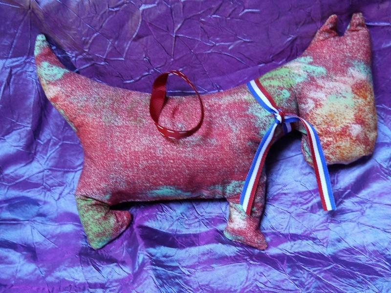Lavender dogs  P1100913