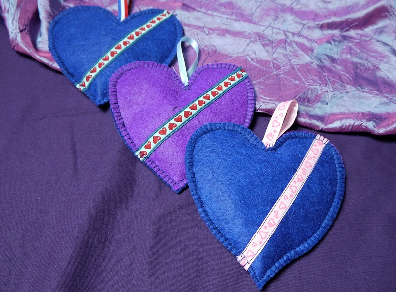 Lavender hearts  P1100915