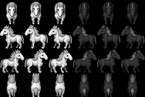 Chara de d'animaux (surtout chevaux) plus realiste. 2piowz10